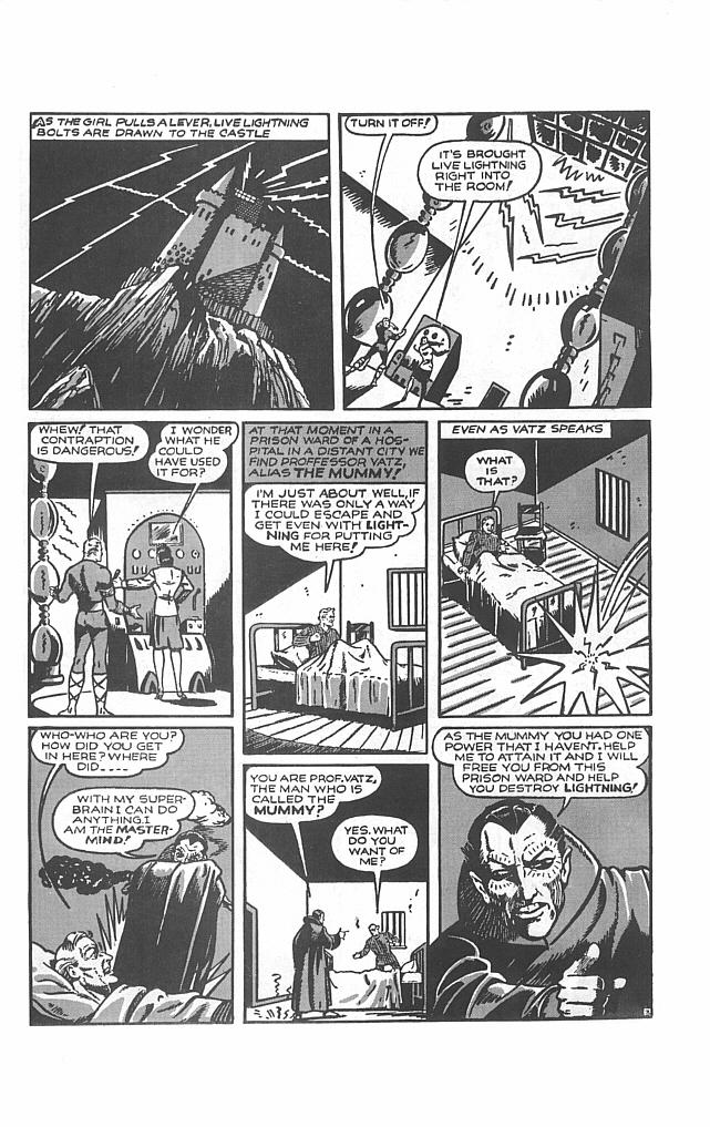Read online Men of Mystery Comics comic -  Issue #29 - 11
