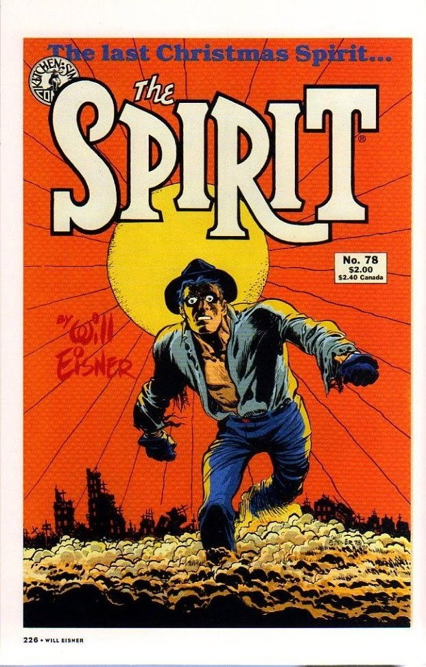 Read online Will Eisner's The Spirit Archives comic -  Issue # TPB 26 (Part 3) - 33