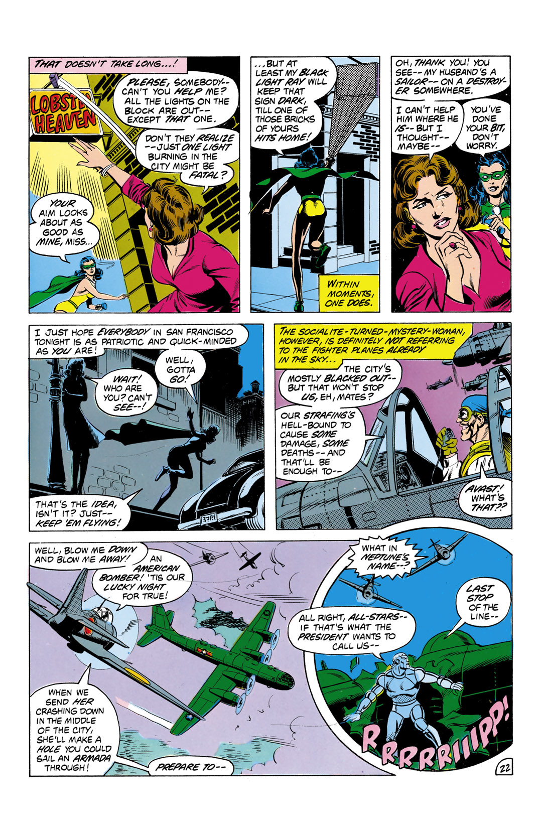 Read online All-Star Squadron comic -  Issue #2 - 23