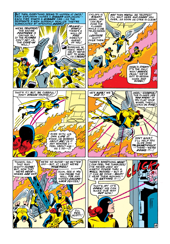 Read online Uncanny X-Men (1963) comic -  Issue #16 - 19