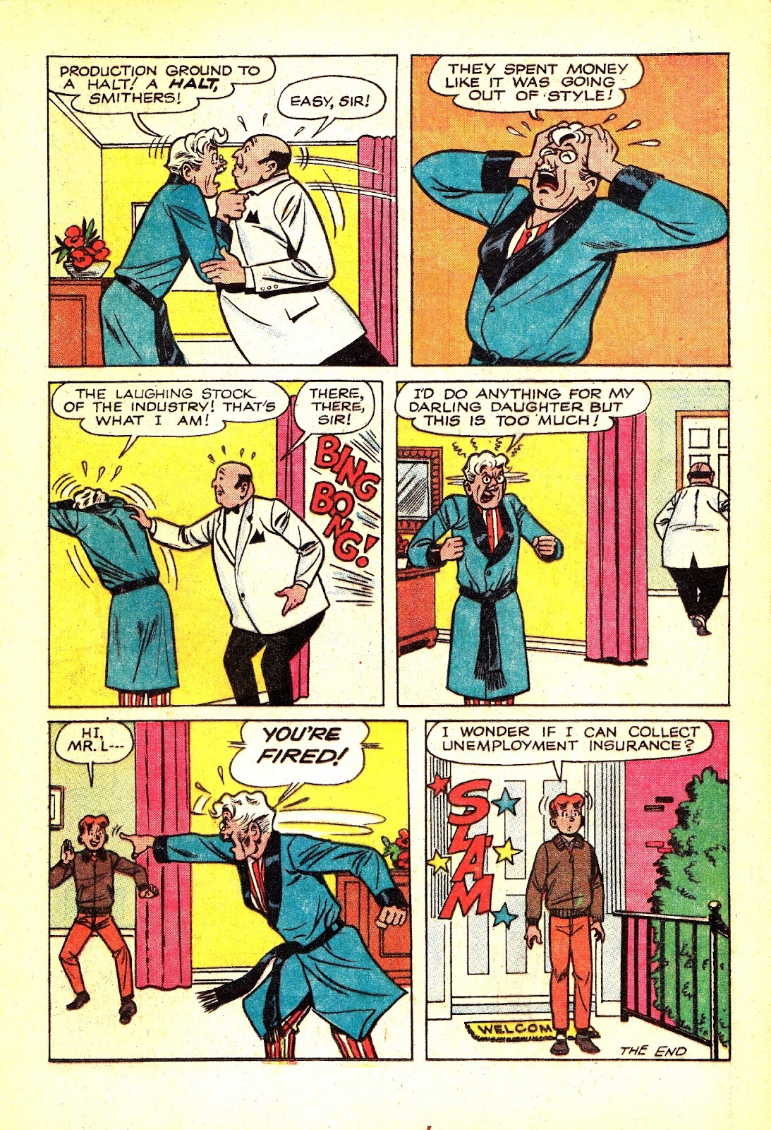 Read online Archie (1960) comic -  Issue #165 - 17