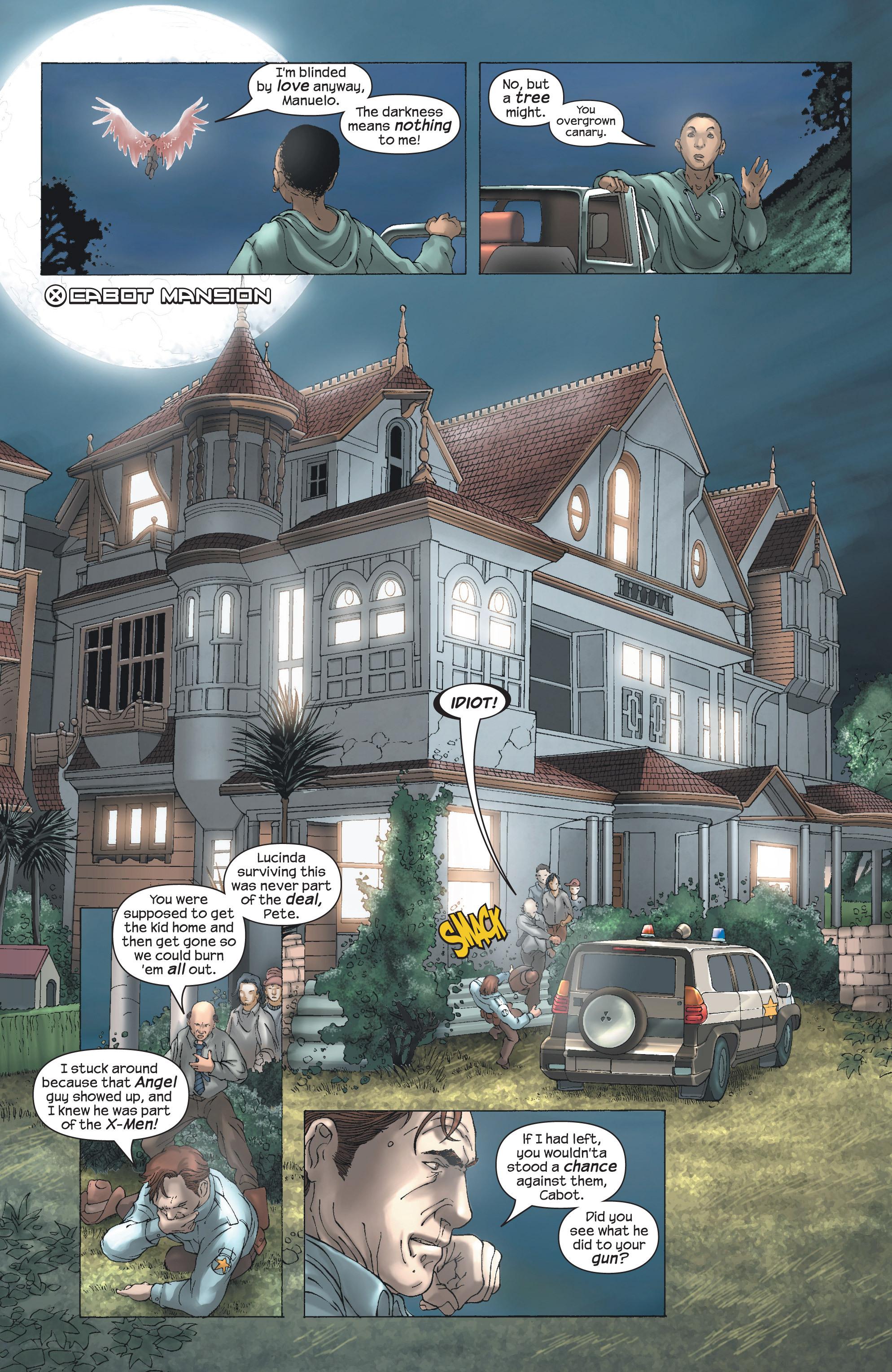Read online Uncanny X-Men (1963) comic -  Issue #438 - 23