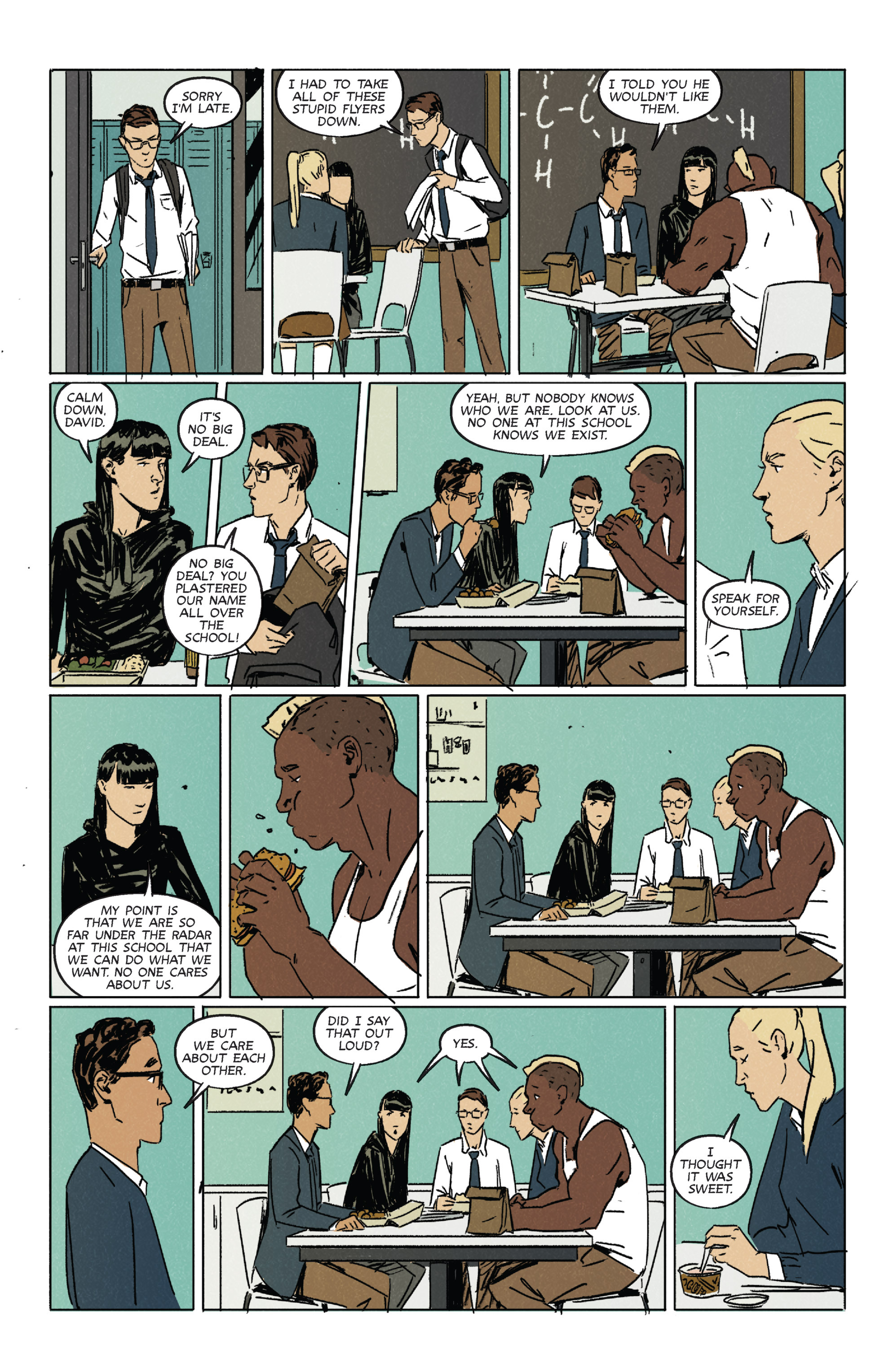 Read online Night Owl Society comic -  Issue #2 - 14