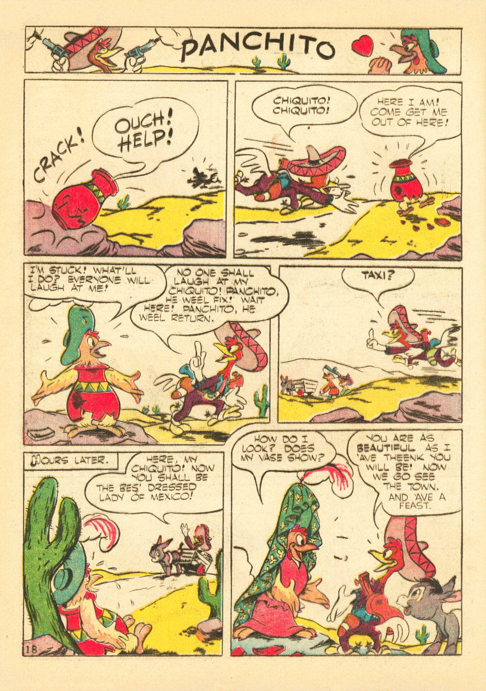 Walt Disney's Comics and Stories issue 38 - Page 20