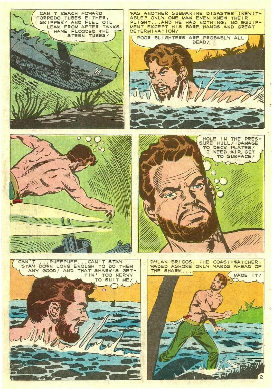Read online Fightin' Navy comic -  Issue #130 - 12
