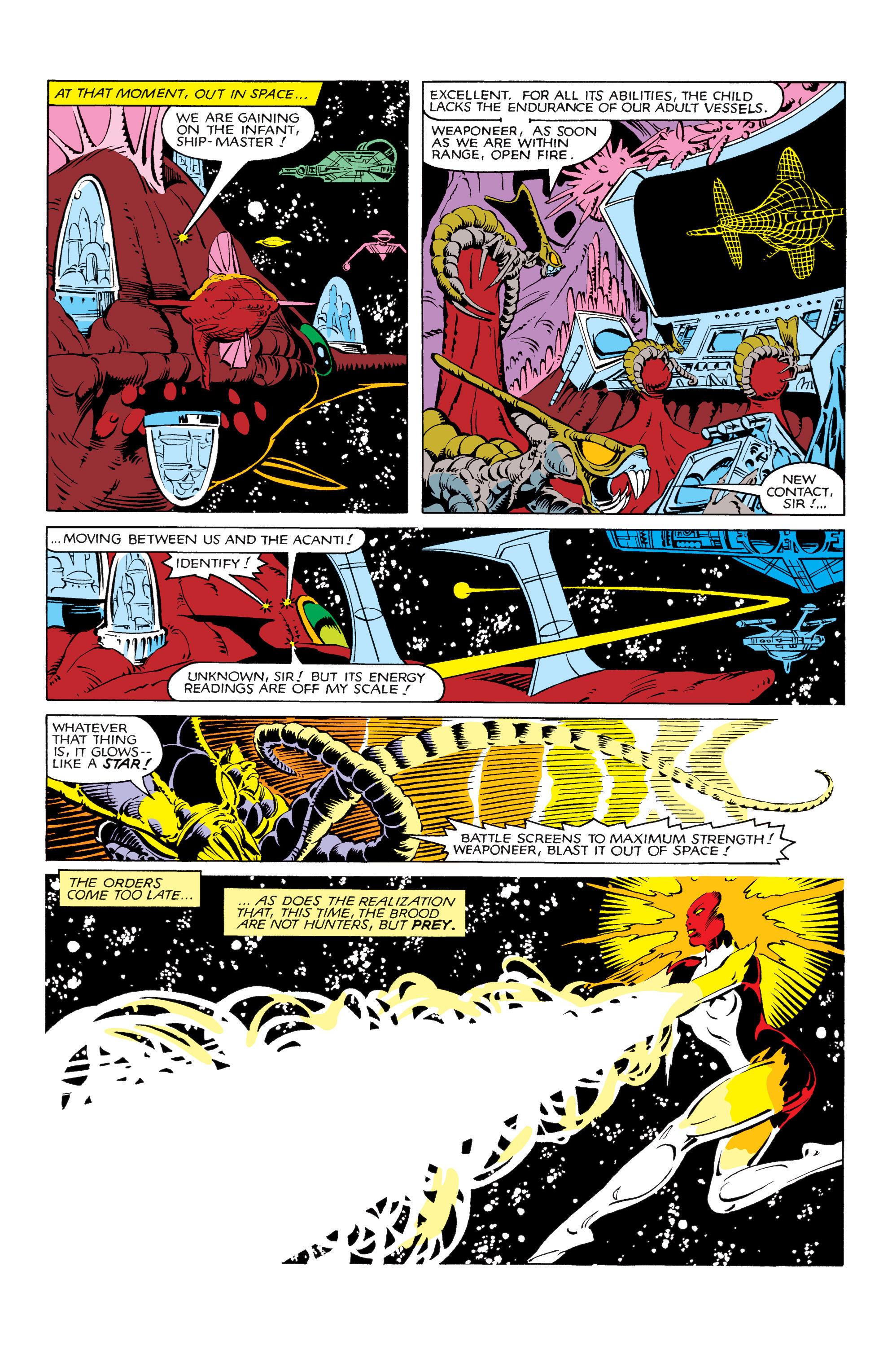 Read online Uncanny X-Men (1963) comic -  Issue #166 - 18