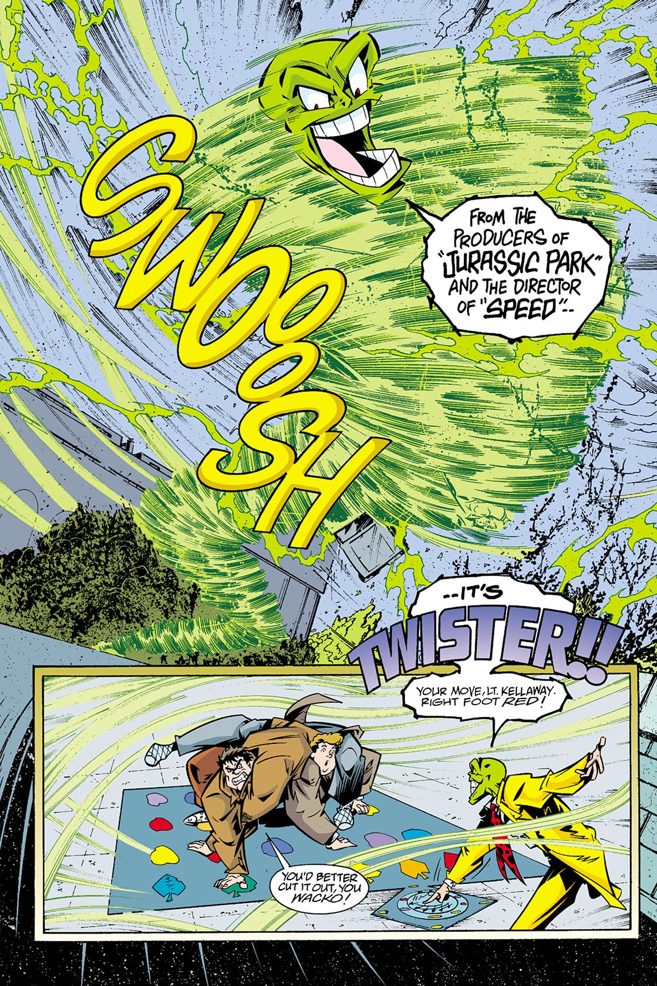 Read online Adventures Of The Mask Omnibus comic -  Issue #Adventures Of The Mask Omnibus Full - 334