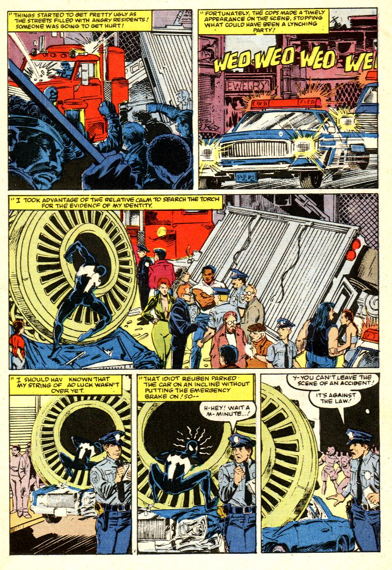 Web of Spider-Man (1985) Issue #28 #38 - English 19