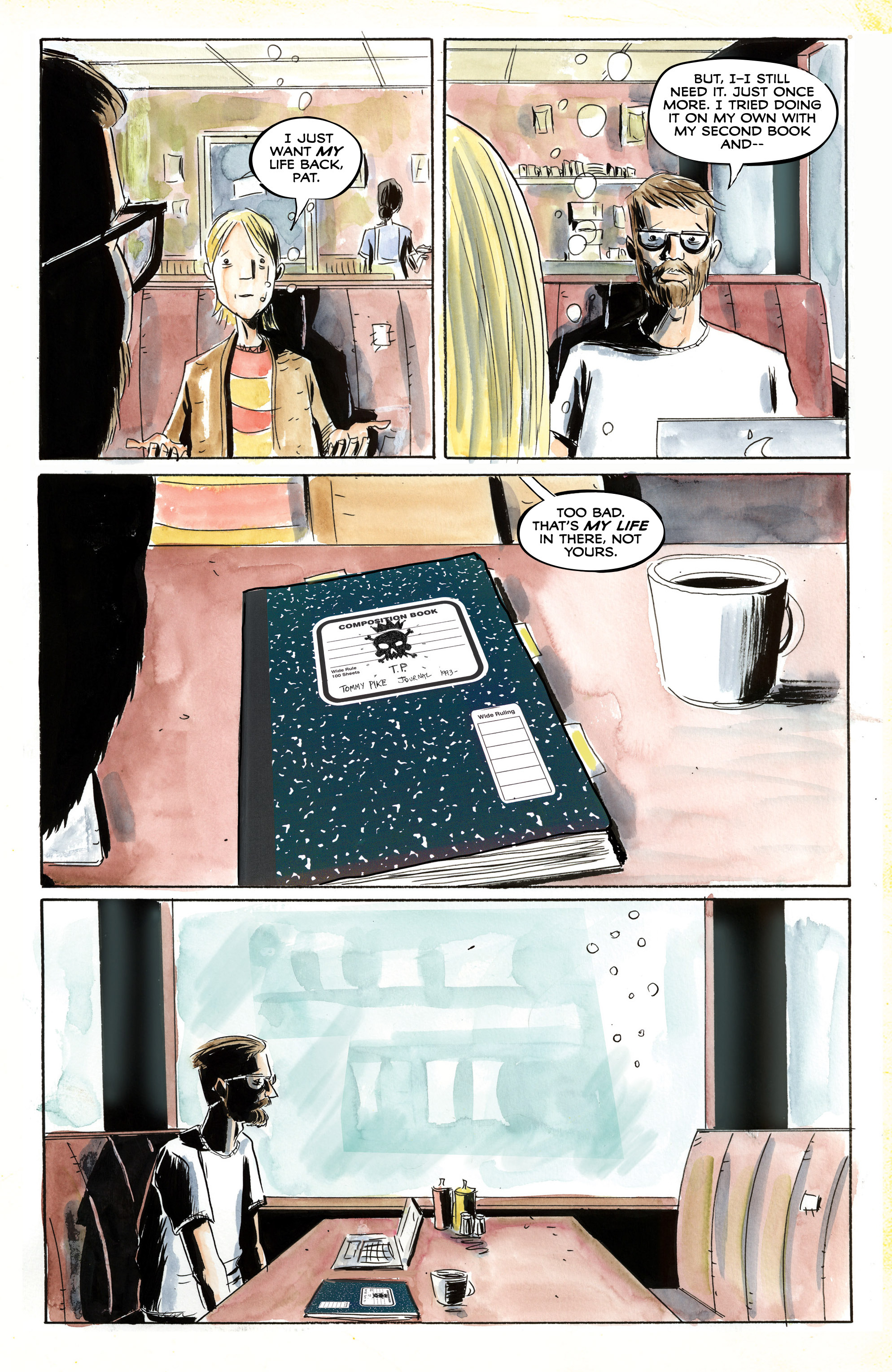 Read online Royal City comic -  Issue #3 - 15