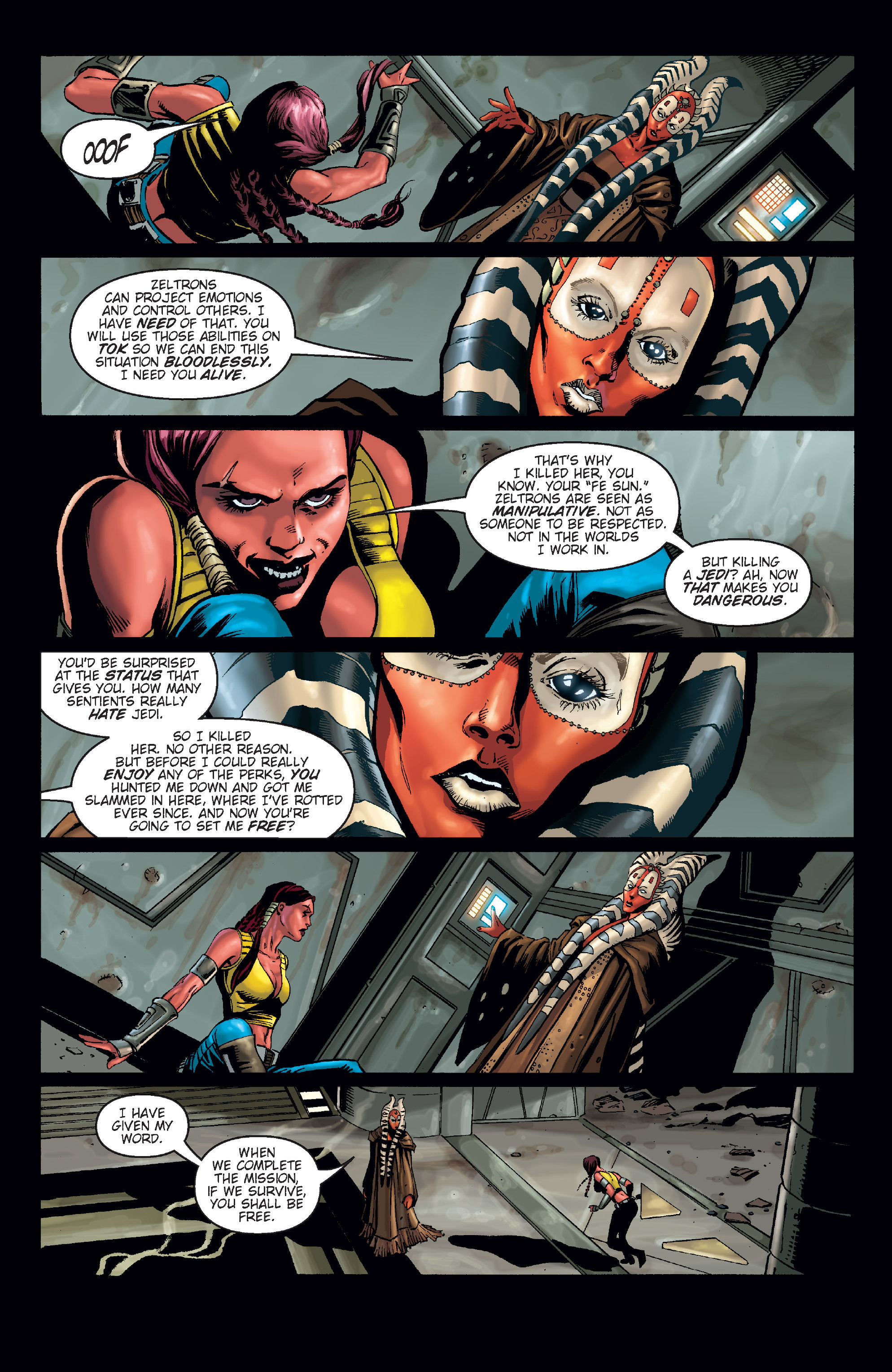 Read online Star Wars Omnibus comic -  Issue # Vol. 24 - 215