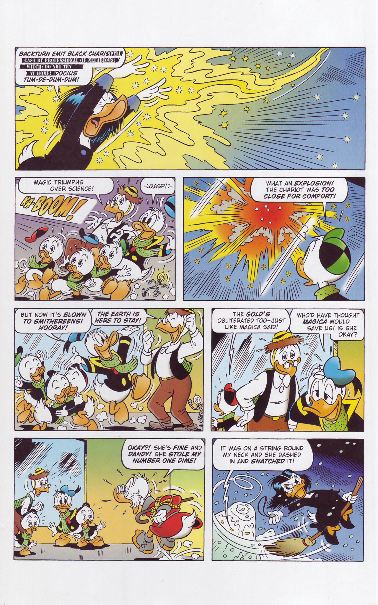 Read online Uncle Scrooge (1953) comic -  Issue #357 - 58