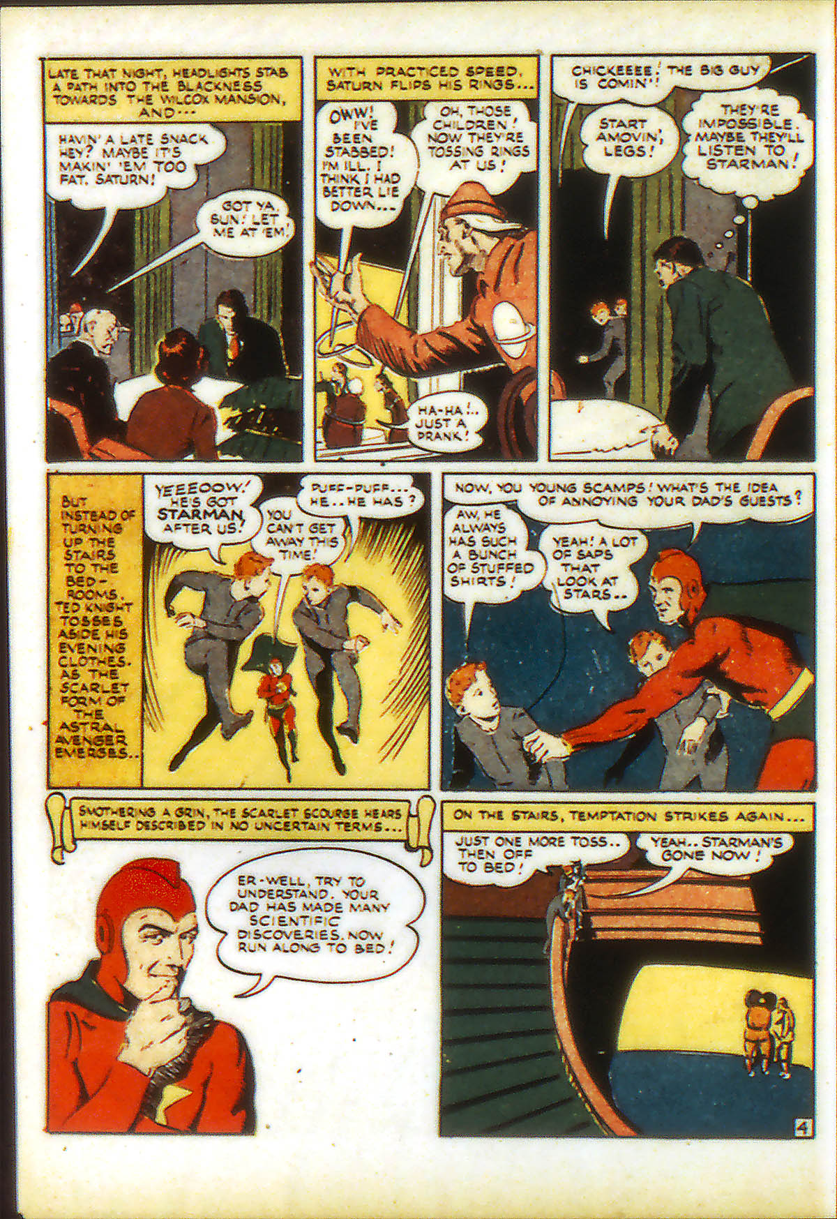 Read online Adventure Comics (1938) comic -  Issue #89 - 32