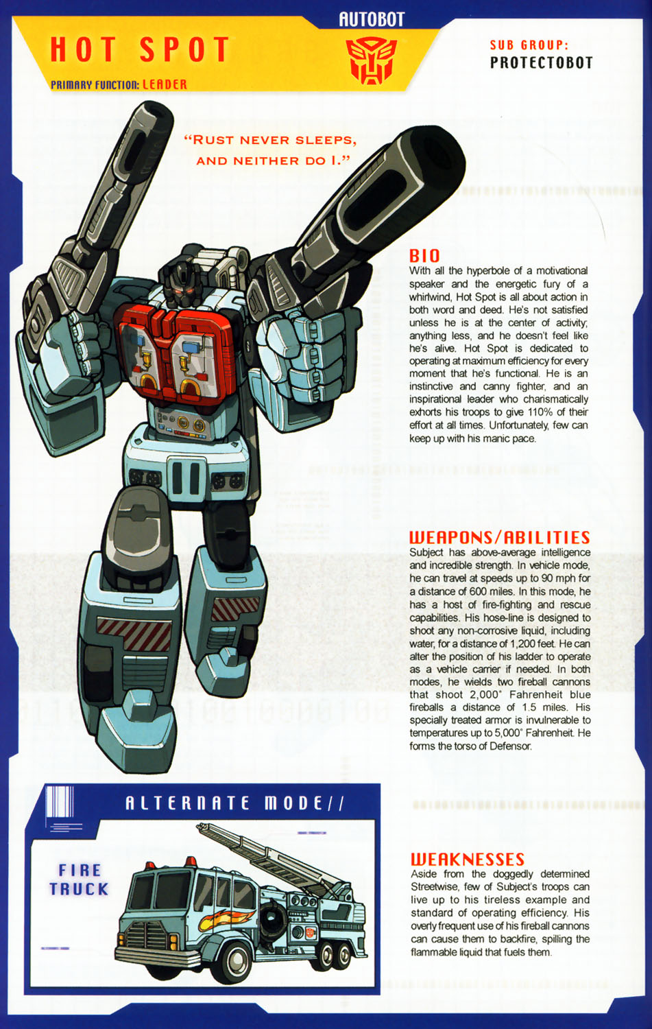 Read online Transformers: More than Meets the Eye comic -  Issue #5 - 6