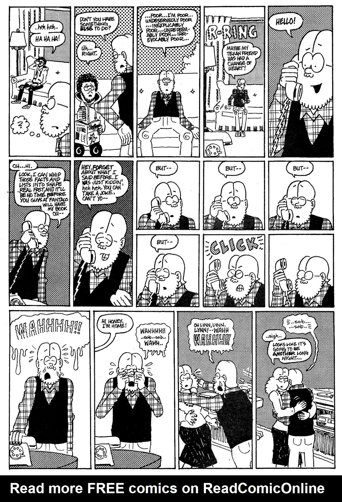 Read online The Nearly Complete Essential Hembeck Archives Omnibus comic -  Issue # TPB (Part 4) - 8
