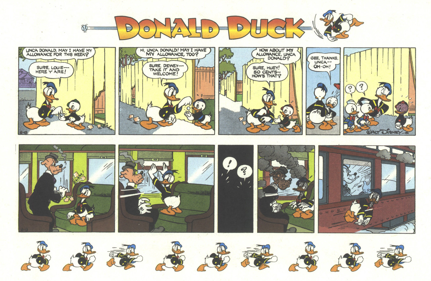 Walt Disney's Donald Duck (1986) issue 297 - Page 28