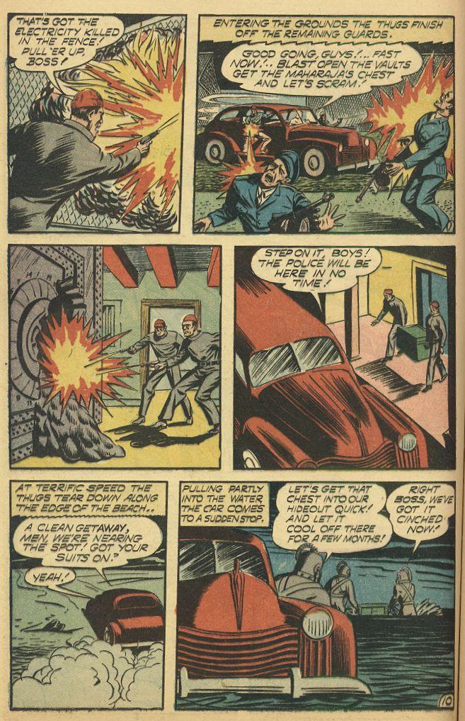 Read online All-Winners Comics comic -  Issue #14 - 11