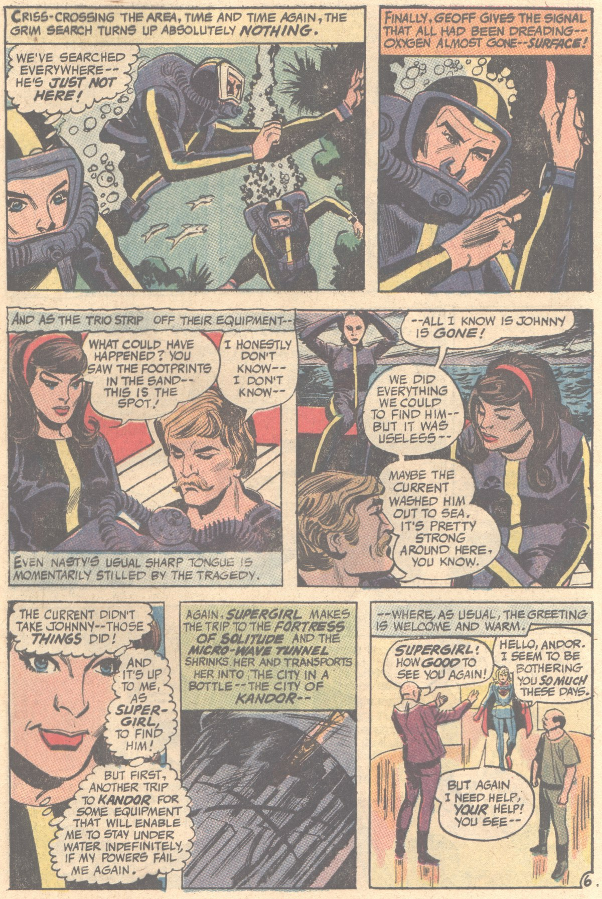 Read online Adventure Comics (1938) comic -  Issue #408 - 29