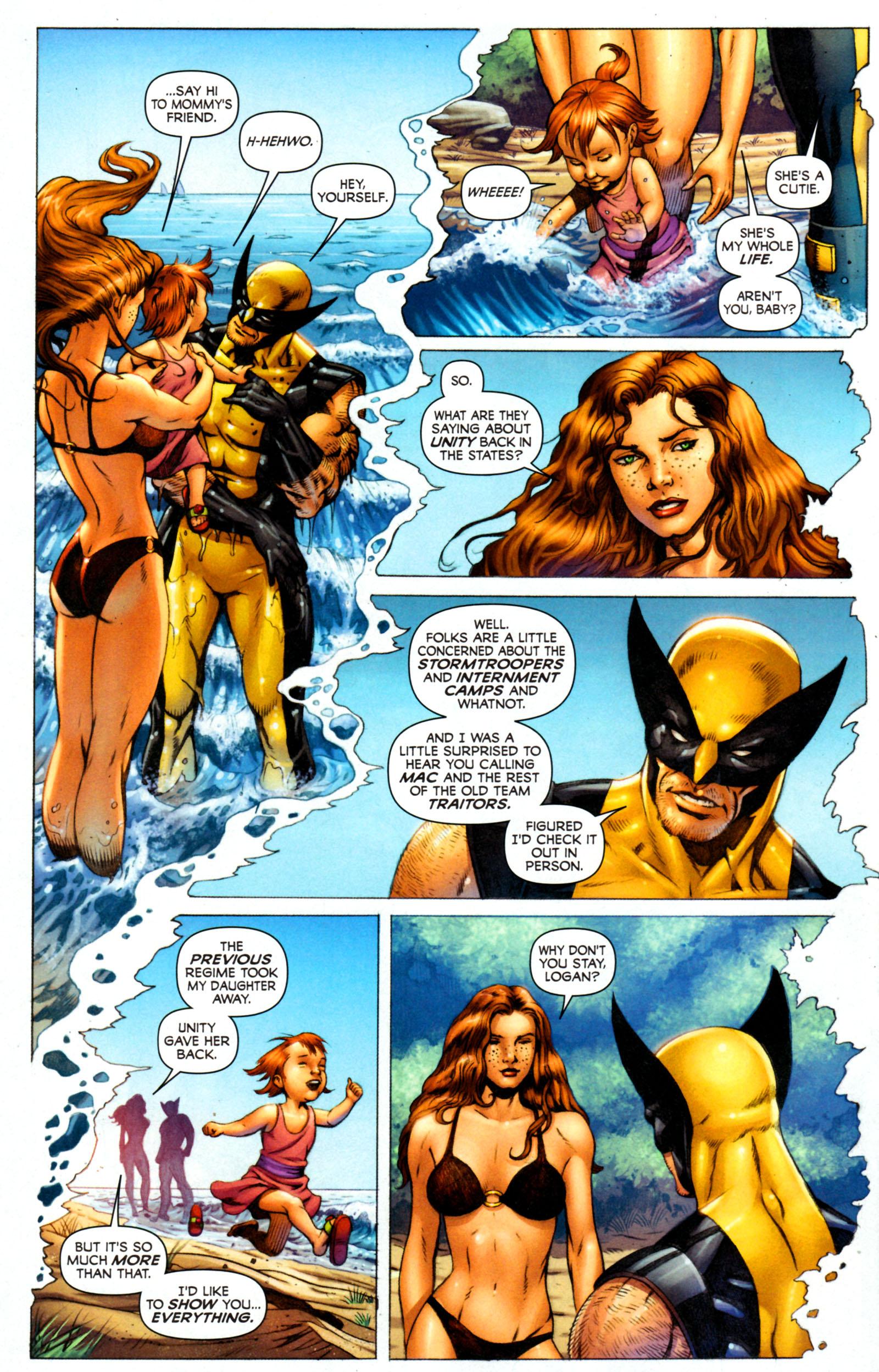 Read online Alpha Flight (2011) comic -  Issue #7 - 5