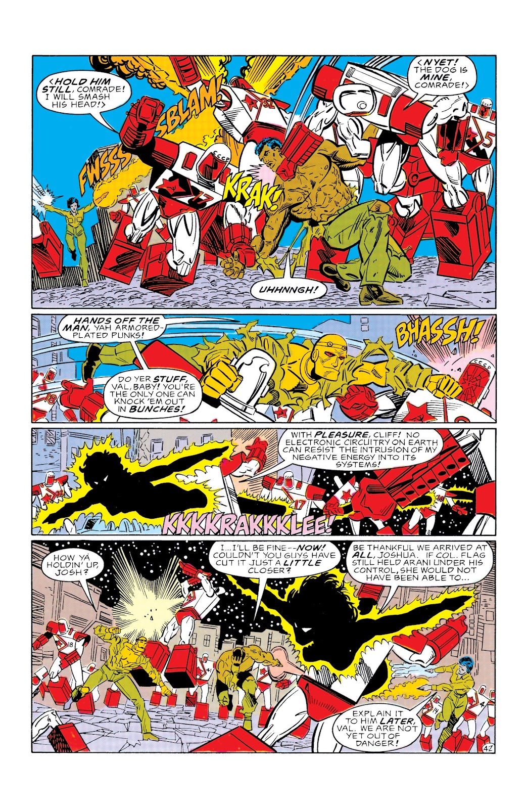 Doom Patrol and Suicide Squad Special issue Special 1 - Page 41