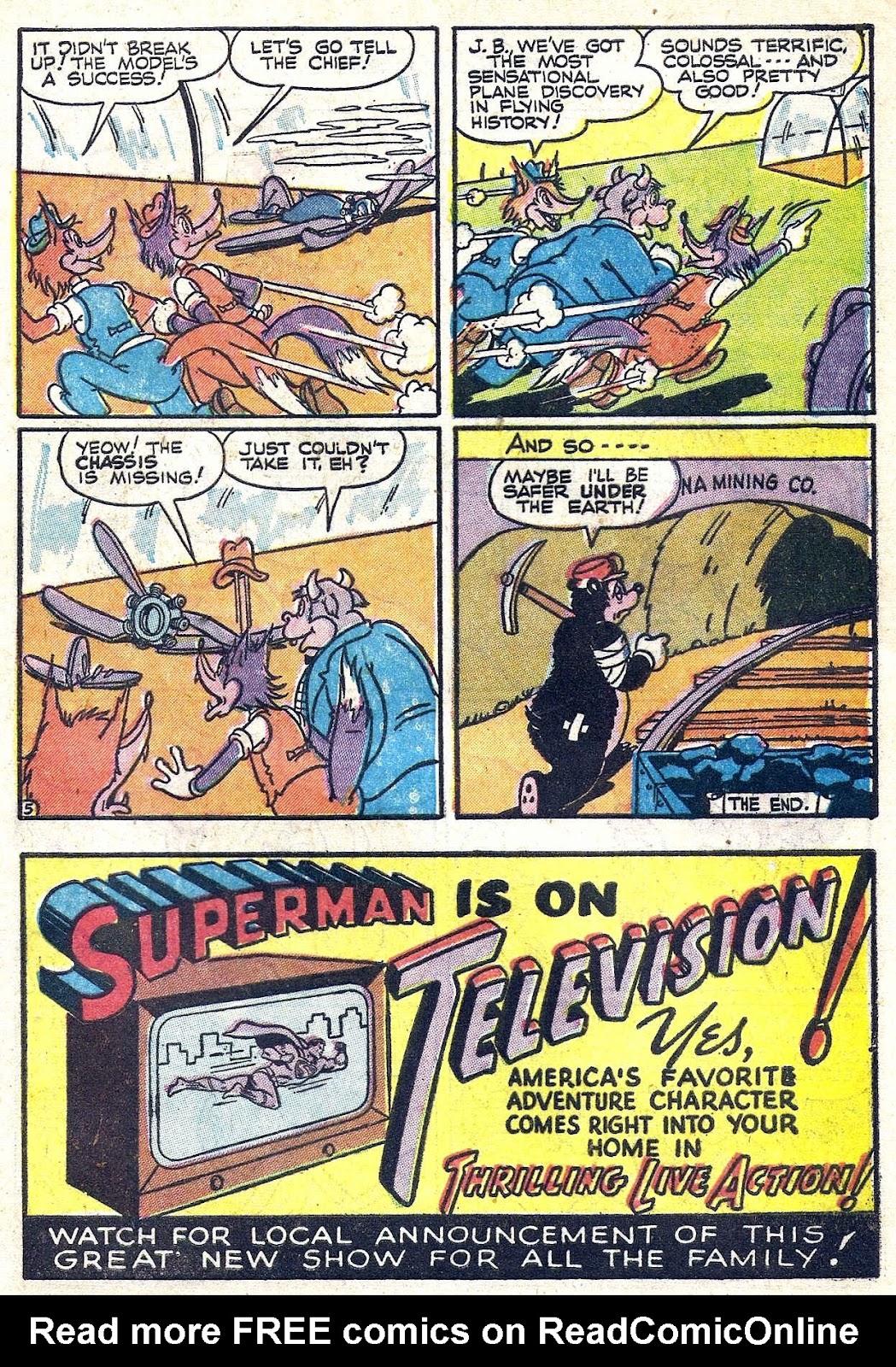 Comic Cavalcade issue 56 - Page 57