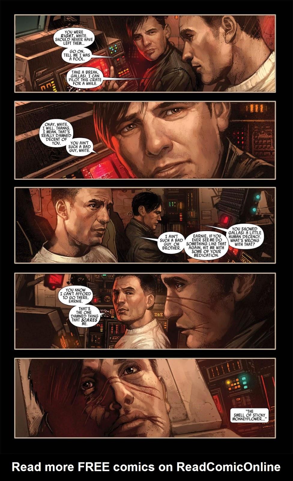 Read online After Dark comic -  Issue #2 - 34
