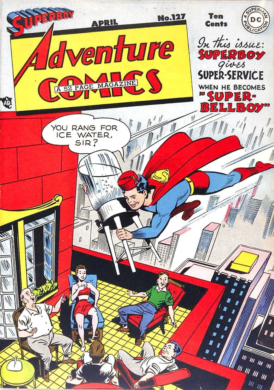 Read online Adventure Comics (1938) comic -  Issue #127 - 1