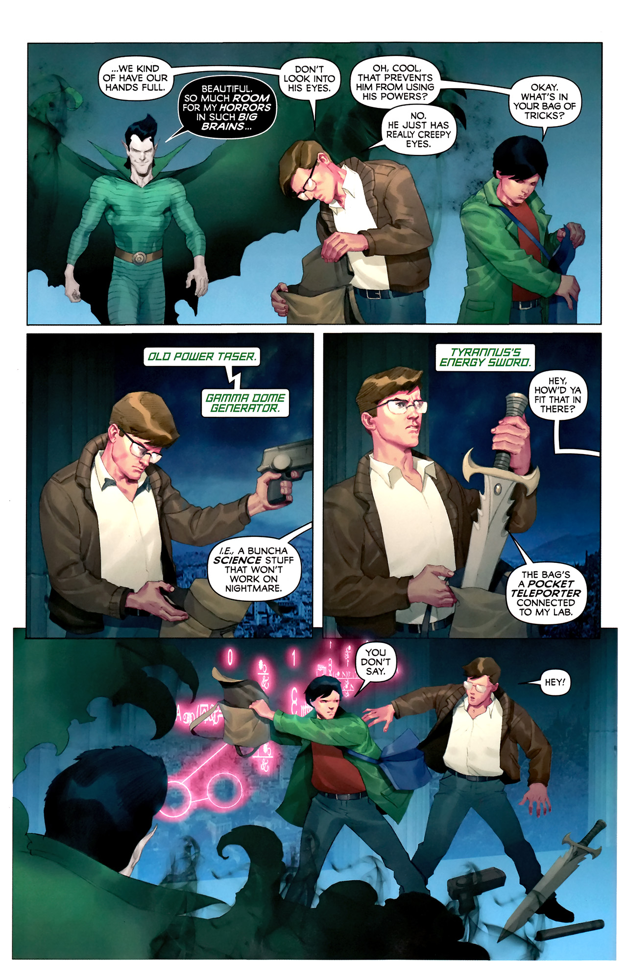 Read online Hercules: Fall of an Avenger comic -  Issue #2 - 12