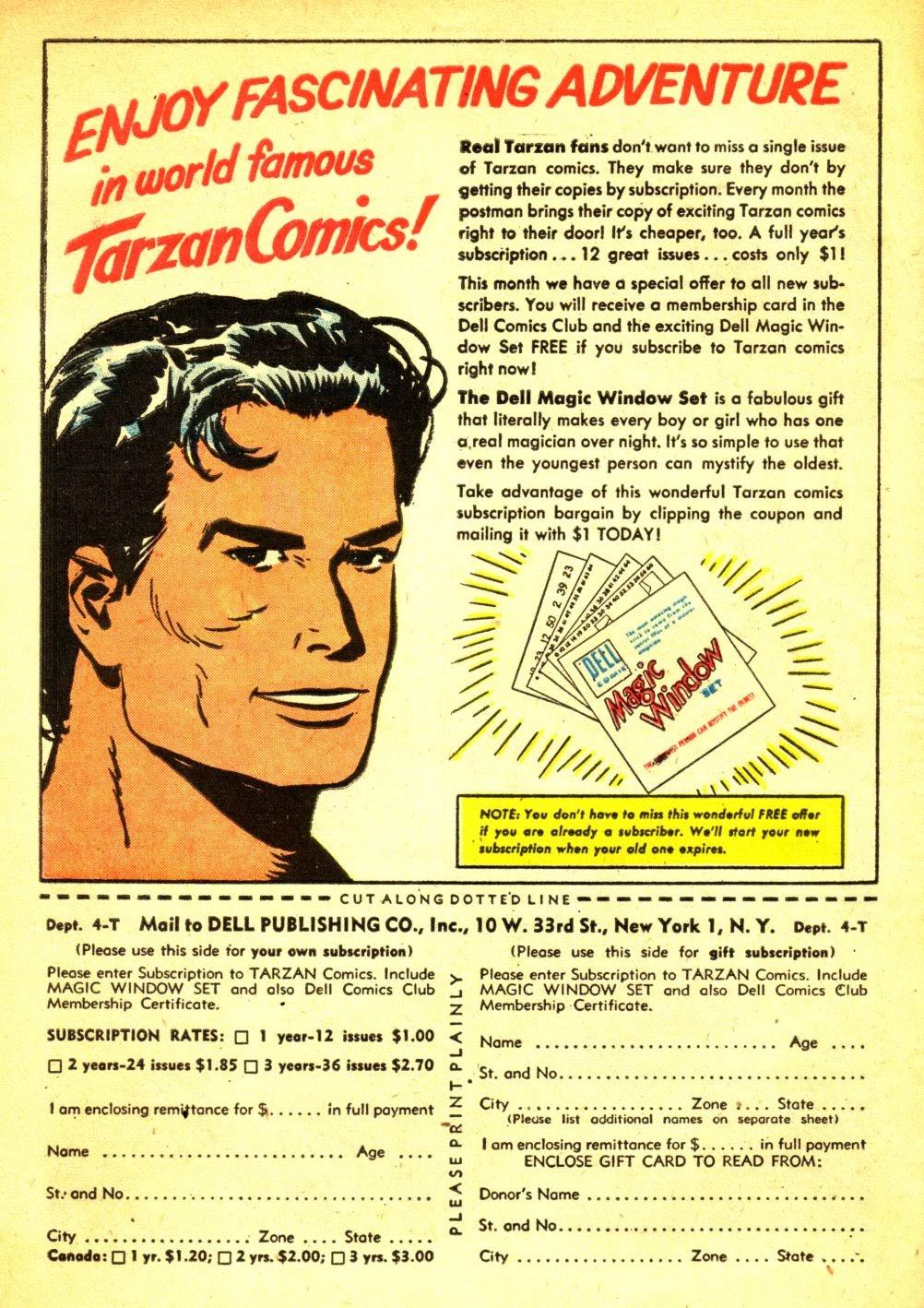 Tarzan (1948) issue 55 - Page 50