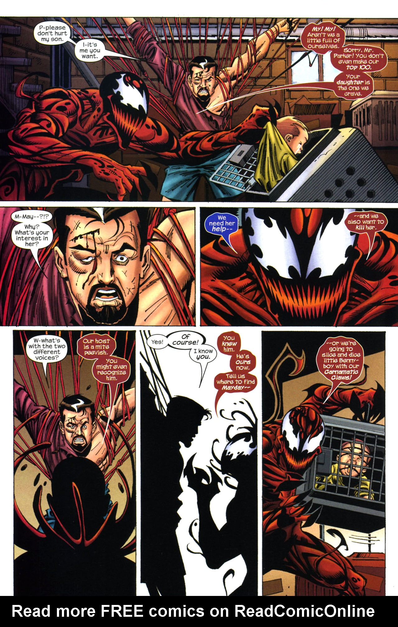 Read online Amazing Spider-Girl comic -  Issue #11 - 3