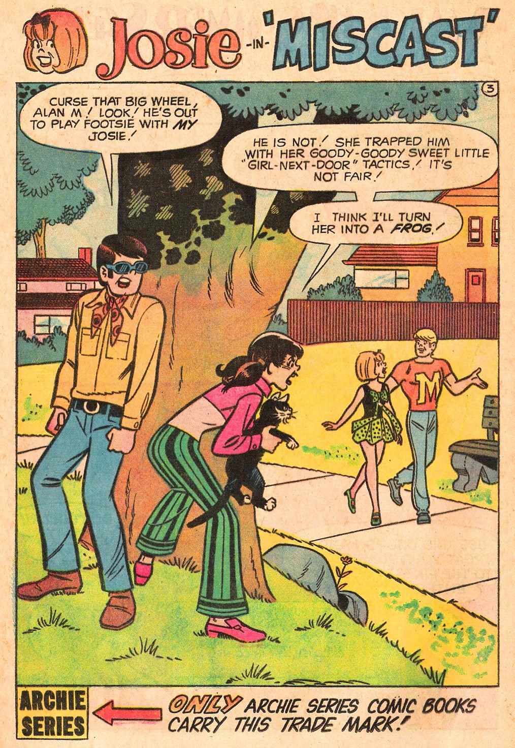Read online She's Josie comic -  Issue #43 - 20