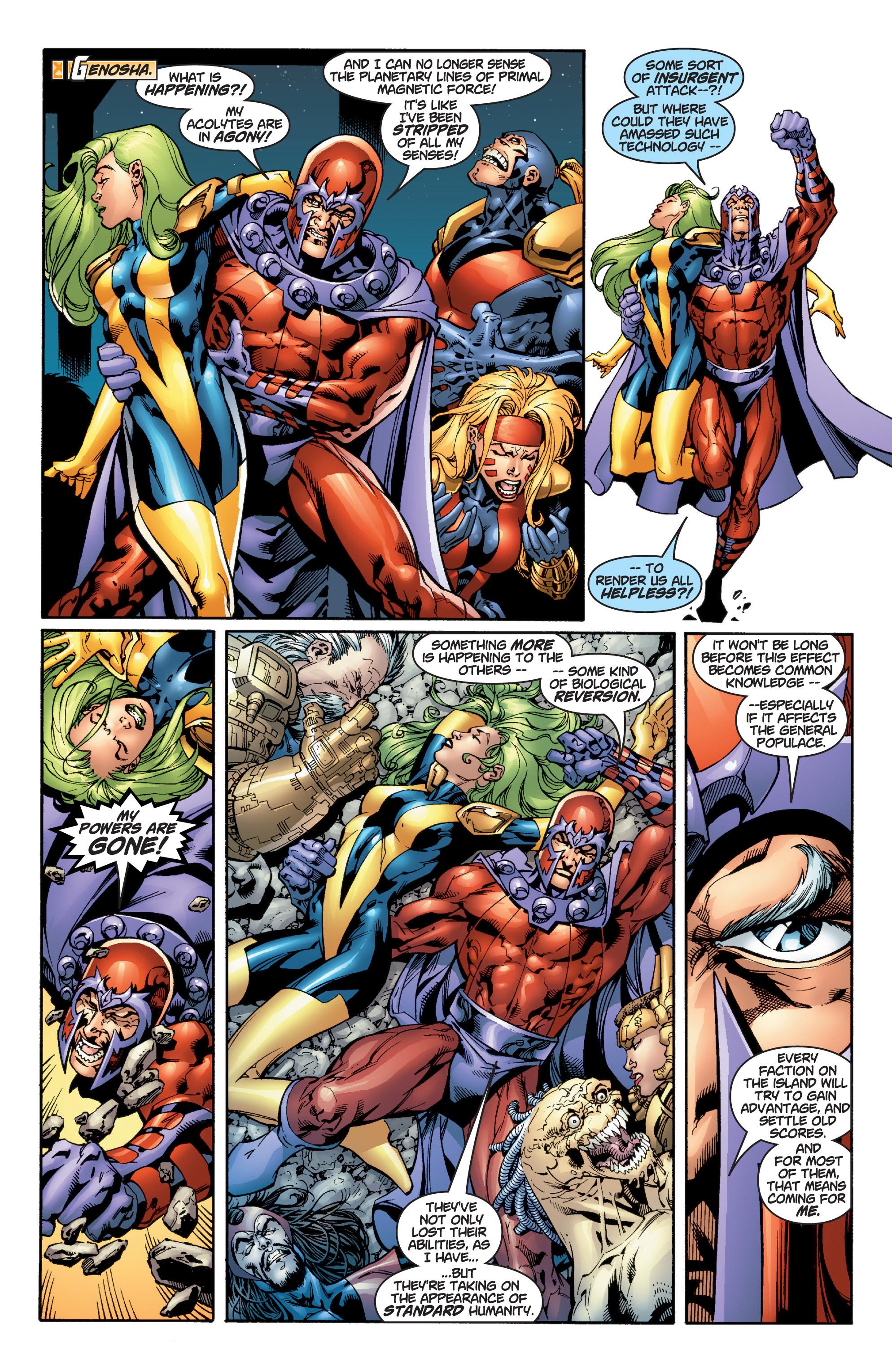 Read online Uncanny X-Men (1963) comic -  Issue #379 - 17