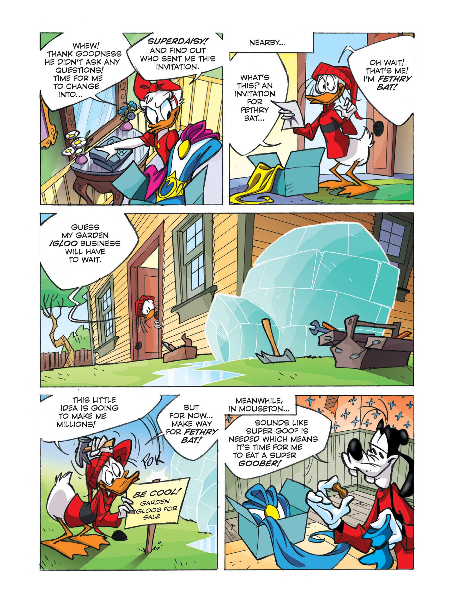 Read online Ultraheroes comic -  Issue #1 - 7