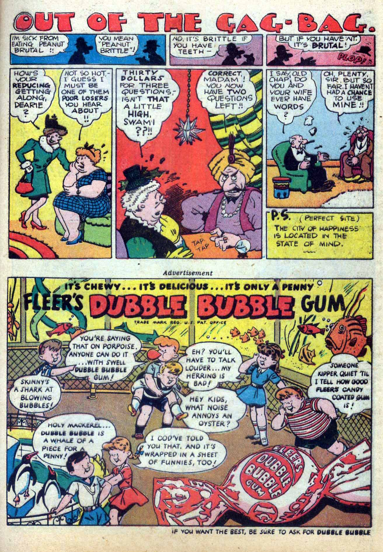 Read online Sensation (Mystery) Comics comic -  Issue #59 - 41