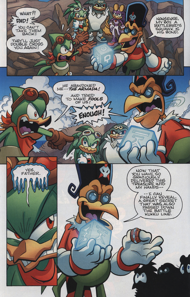 Read online Sonic Universe comic -  Issue #34 - 28