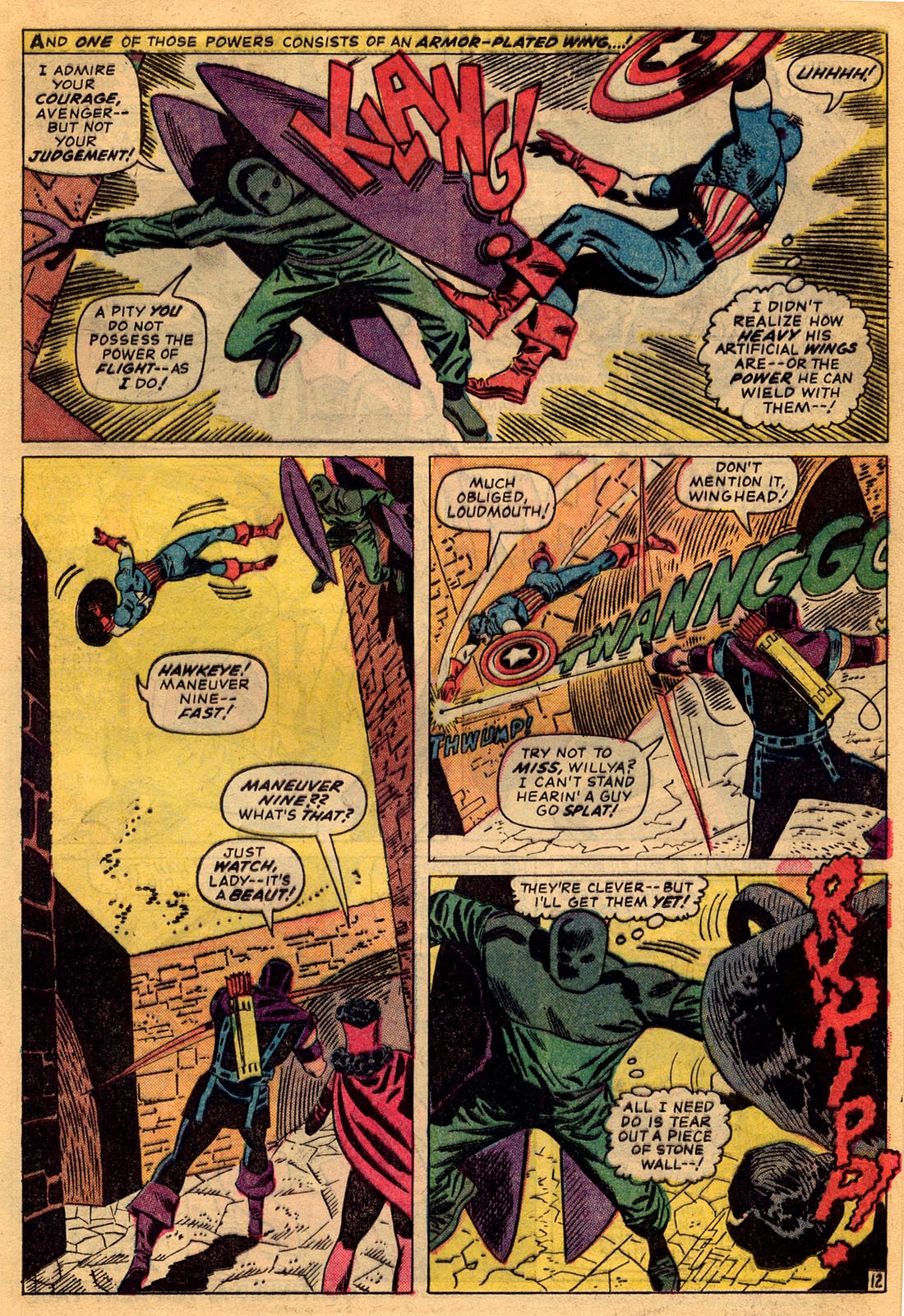 The Avengers (1963) 28 Page 16