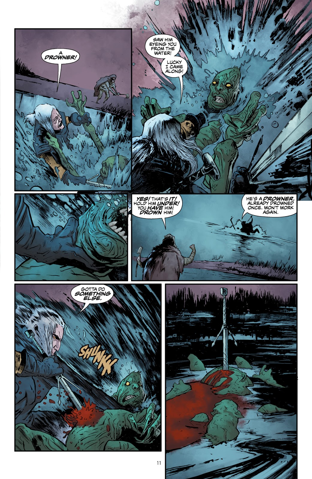 Read online The Witcher Omnibus comic -  Issue # TPB (Part 1) - 12