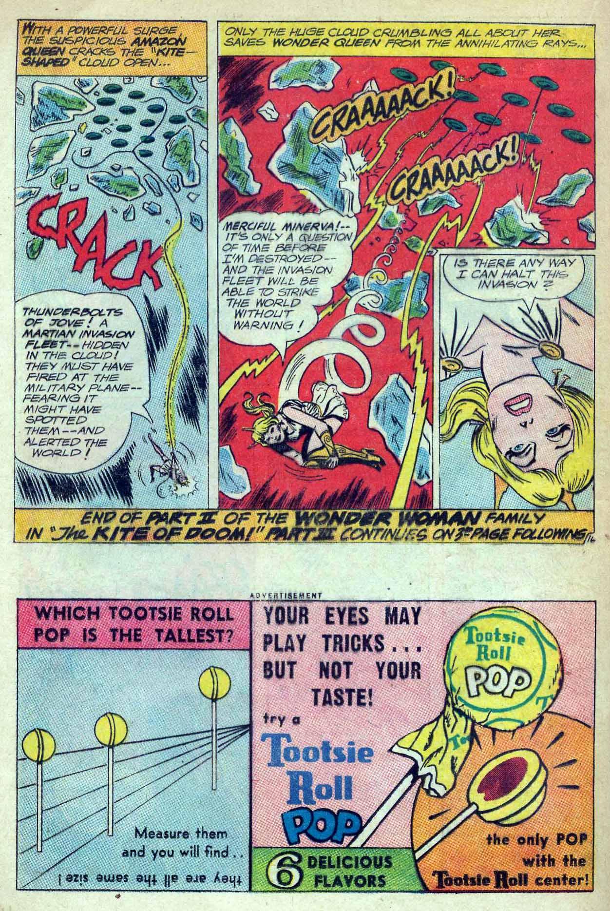 Read online Wonder Woman (1942) comic -  Issue #138 - 20