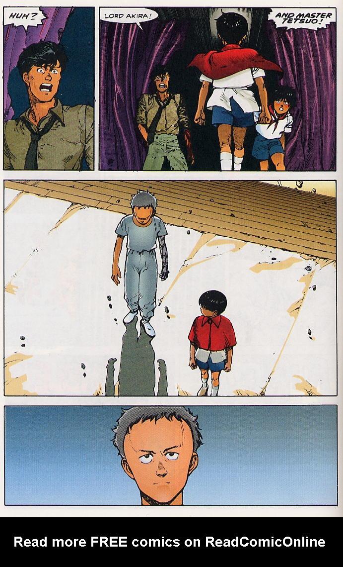 Read online Akira comic -  Issue #25 - 13