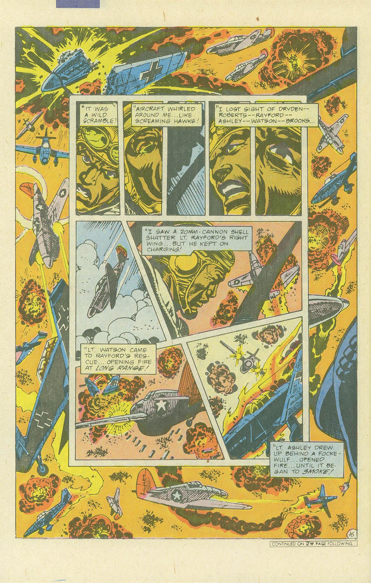 Read online Sgt. Rock comic -  Issue #405 - 21