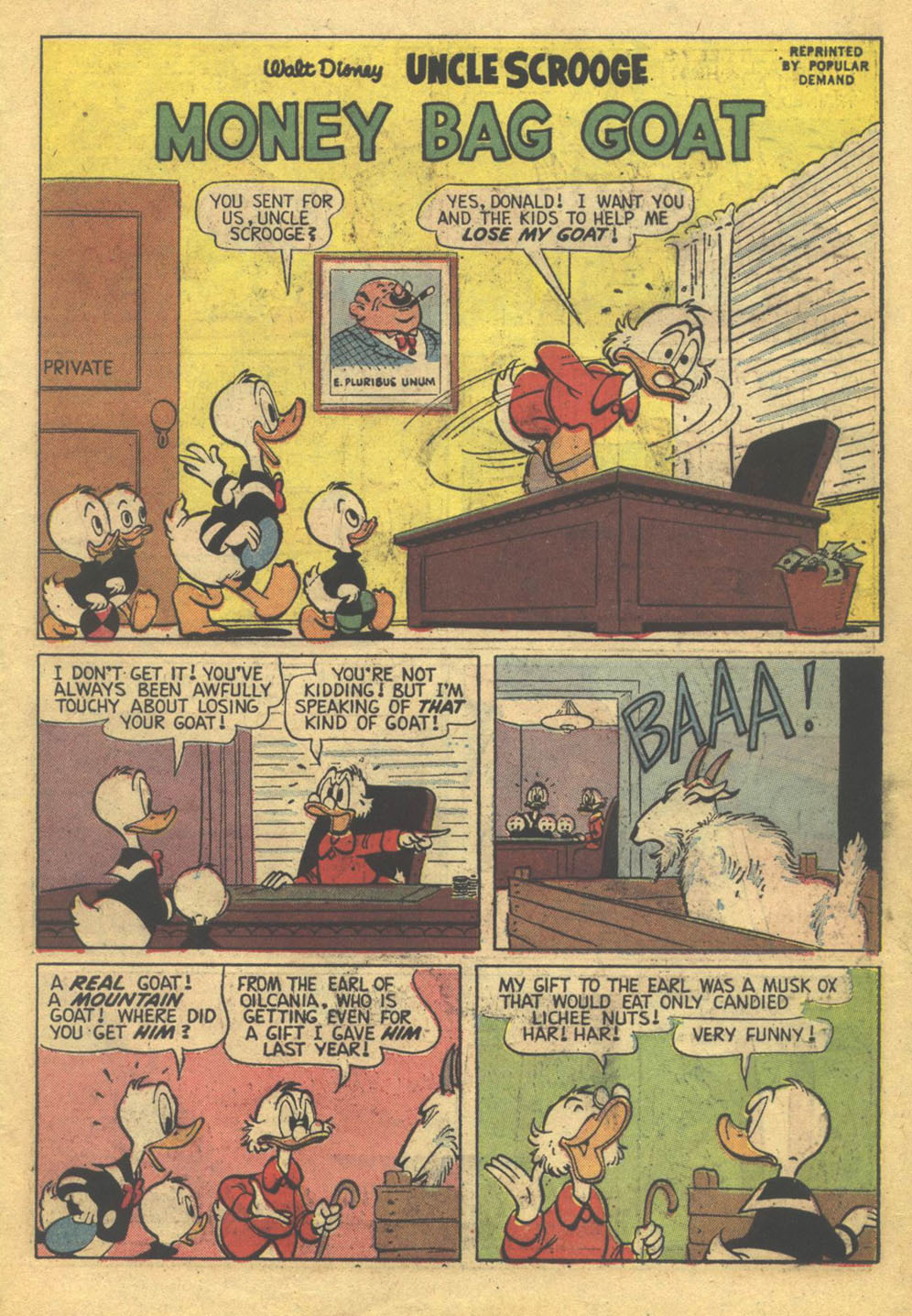 Read online Uncle Scrooge (1953) comic -  Issue #73 - 23