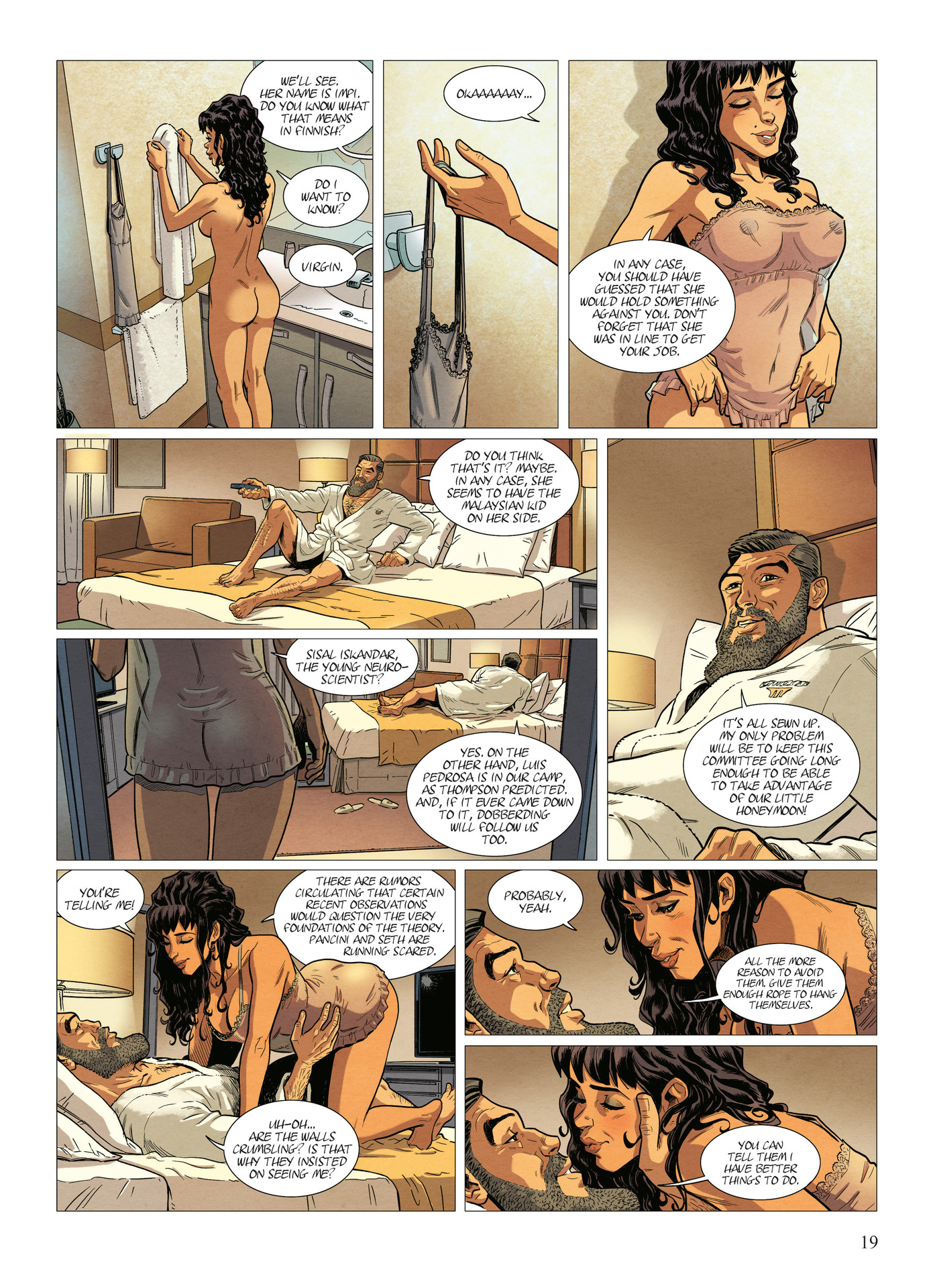 Read online Alter Ego comic -  Issue #10 - 20