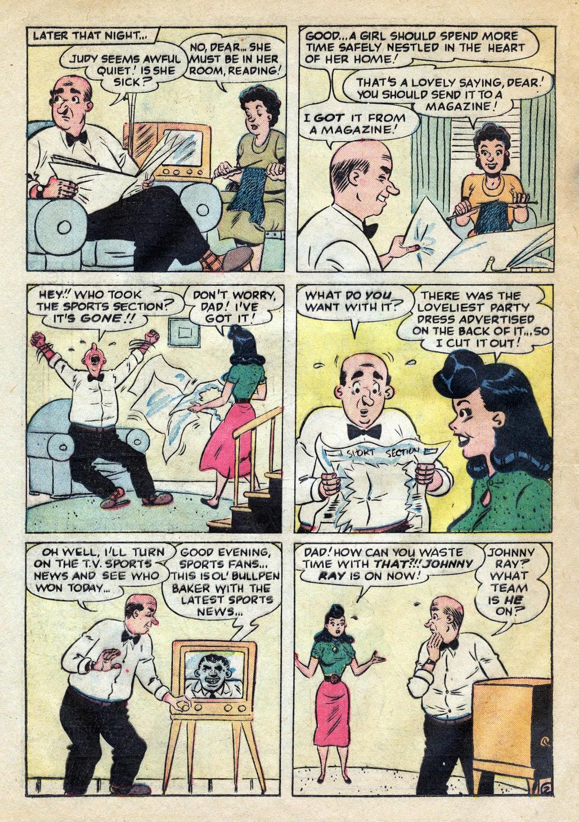 Georgie Comics (1949) issue 39 - Page 20