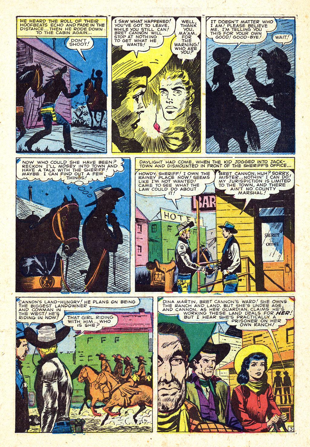 Read online Two-Gun Kid comic -  Issue #25 - 29