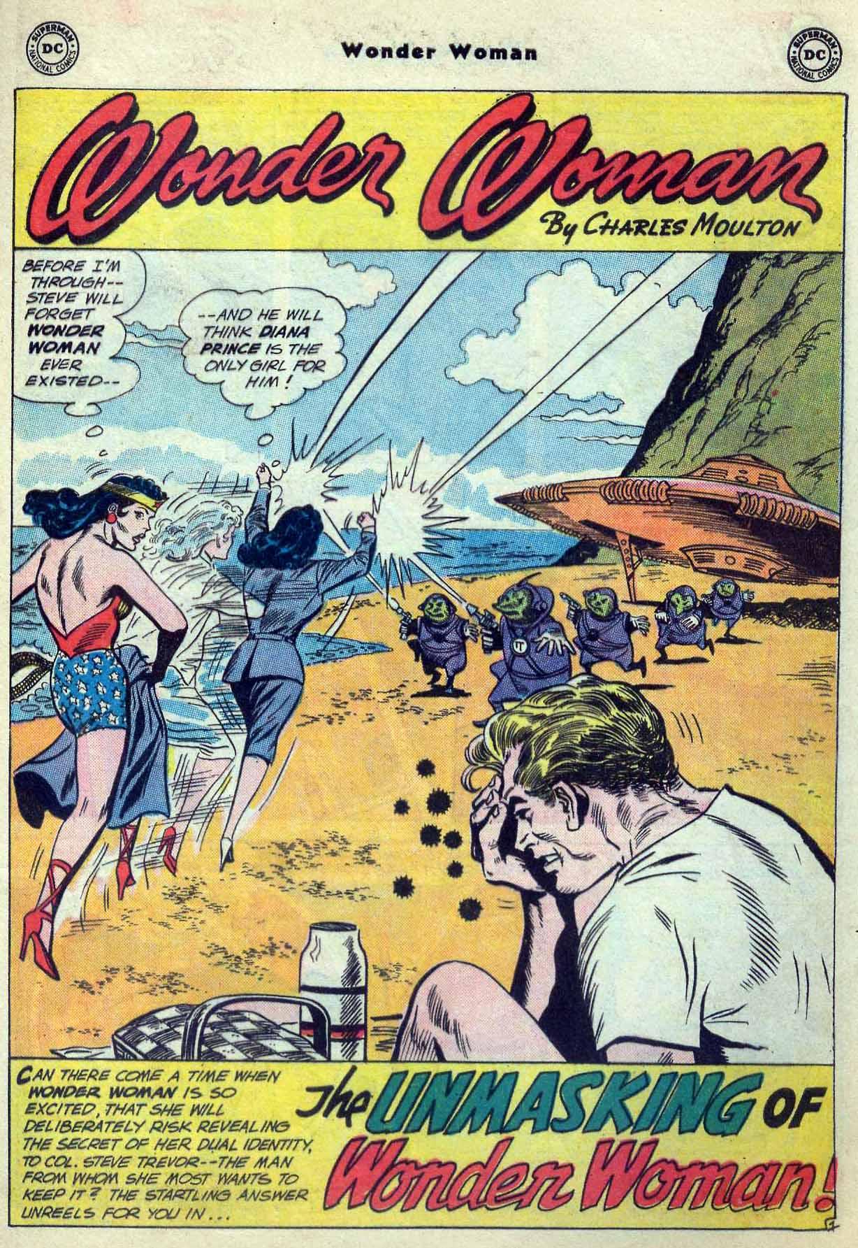 Read online Wonder Woman (1942) comic -  Issue #126 - 21