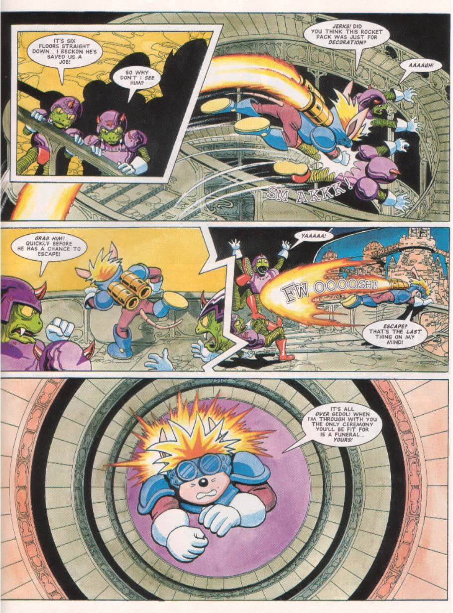 Read online Sonic the Comic comic -  Issue #55 - 26