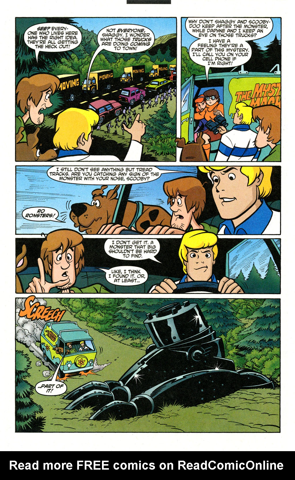 Read online Scooby-Doo (1997) comic -  Issue #96 - 7