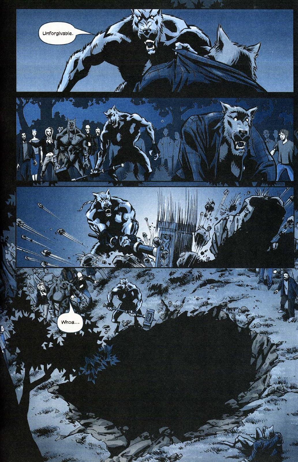 Read online Werewolf the Apocalypse comic -  Issue # Get of Fenris - 47