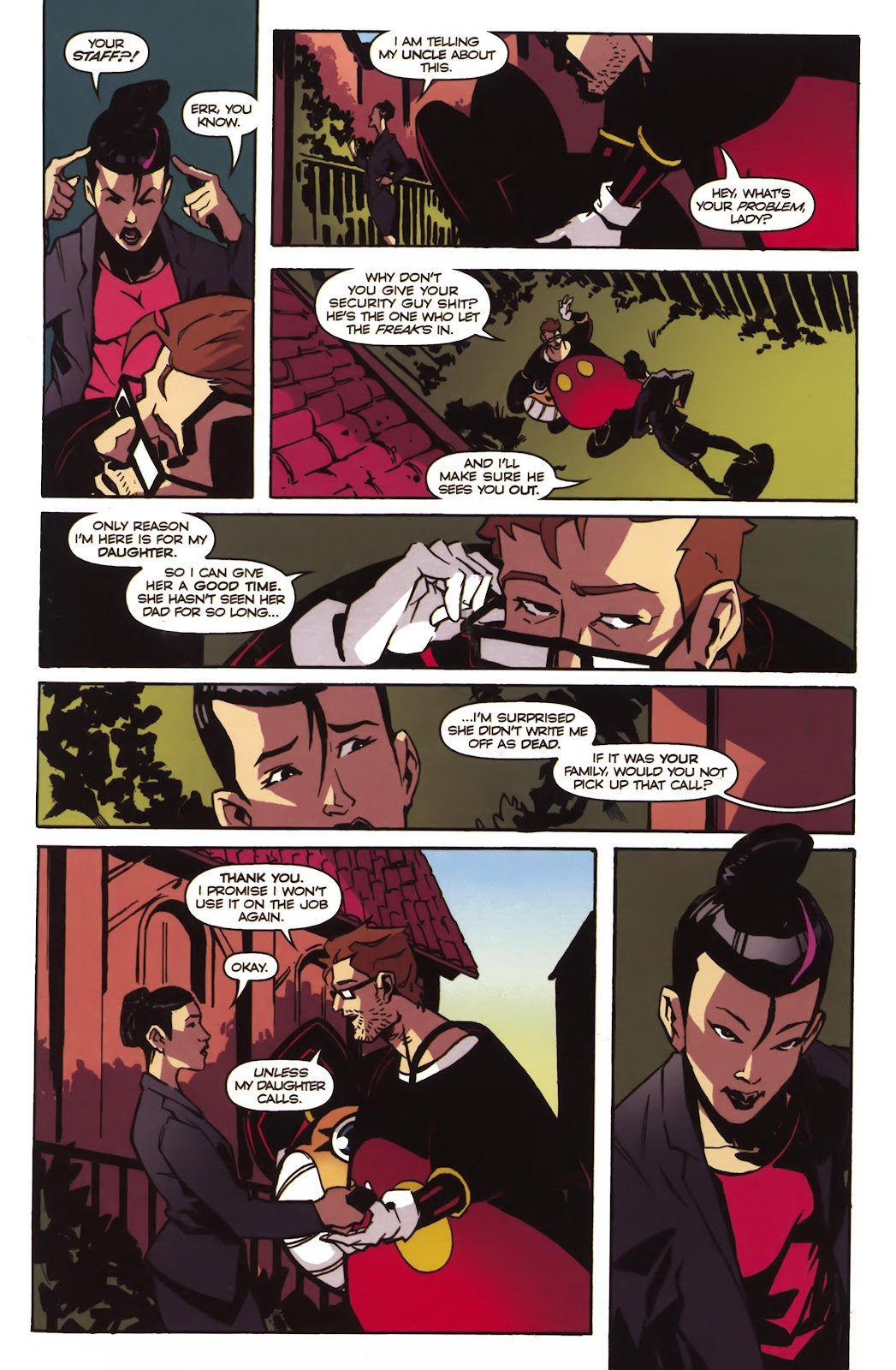 Read online Ricky Rouse Has A Gun comic -  Issue # TPB (Part 1) - 50