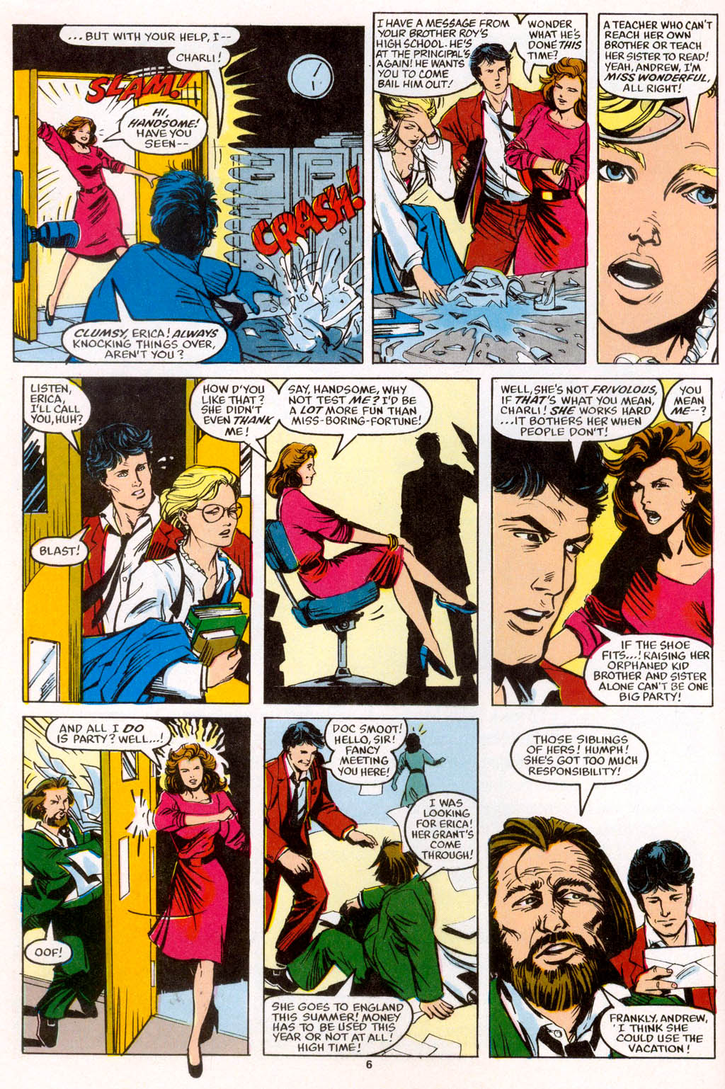 Read online Spellbound comic -  Issue #1 - 7
