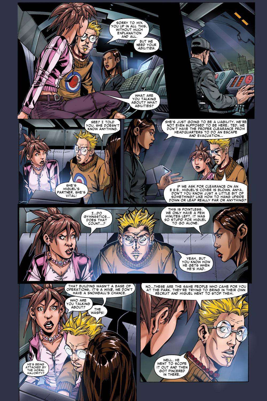 Read online Amazing Fantasy (2004) comic -  Issue #3 - 16